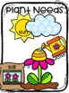 Plant Needs-Emergent Reader and Anchor Chart