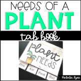Plant Needs Flip Book