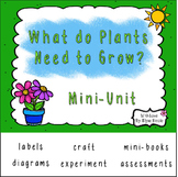 Plant Needs Mini-Unit