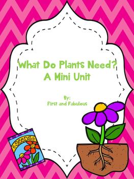 Plant Needs Mini Unit