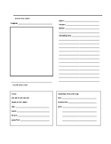 Plant Notebook template