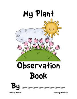 Plant Observation book