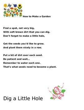 Plant Part Poems