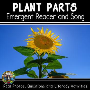 Plant Parts ELA Book