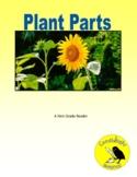 Plant Parts - Science Leveled Reading Passage Set