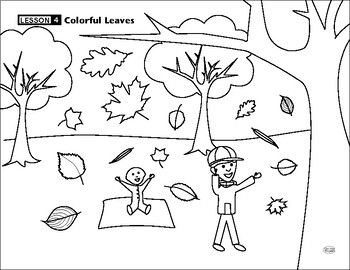 Plant Parts - Leaves Lesson Plan