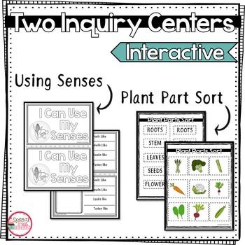 Plant Parts Mini Unit | Edible Plants