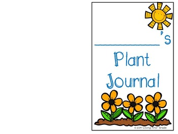 Plant Parts & Needs: Readers, Journals, & More!