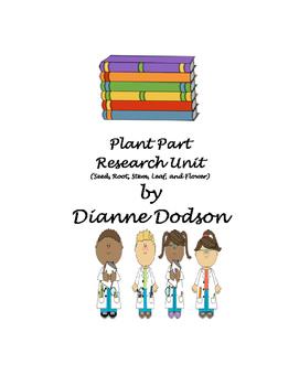 Plant Parts Research Unit