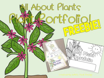 Plant Portfolio {FREEBIE}