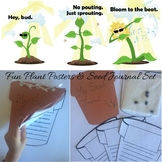 Plant Posters & Seed Journal