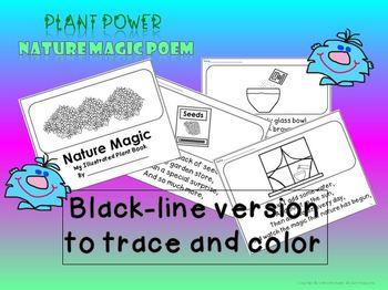 Plant Power Nature Magic Poem