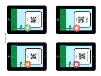 Plant QR Codes