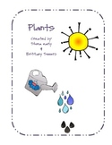 Plant Reading, Writing, and Science Unit