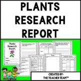 Plants | Plant Research Report