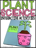 Plants Science Interactive Activities
