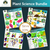 Plant Science Clip Art Bundle