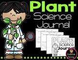 Plant Science Journal/Plant Observation Log Scientific Method
