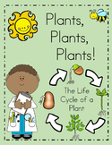 Plants! ~ Plant Activities for K-2 #Springintosavings