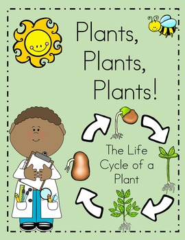 Plants! ~ Plant Activities for K-2