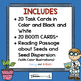 Seed Dispersal Task Cards   Digital Boom Cards™   Seeds Reading Passage   NGSS