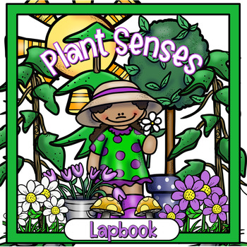 Plant Senses (Tropisms) Lapbook Grade 4 Science Aligned