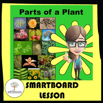 Plants Smartboard Lesson