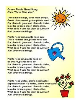 Plant Songs