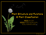 Plant Structure, Function and Classification Presentation
