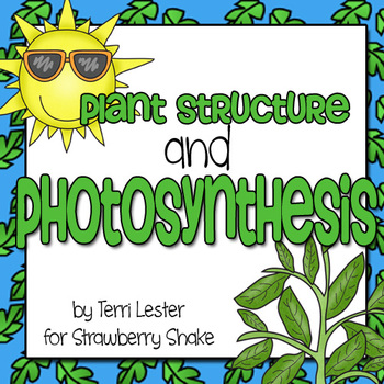 Plant Structure and Photosynthesis:  Reading Comprehension