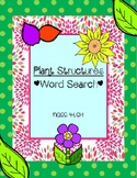 Plant Structures & Functions Word Search *FREEBIE*