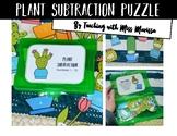 Plant Subtraction Puzzle