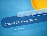 Plant Systems Powerpoint Review Game