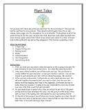 Plant Tales Project (Language Arts & Science)
