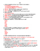 Plant Test 1 Study Guide