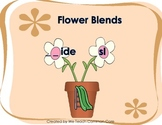 Blends Beginning Sound -Plant that Blend Daily 5 Literacy Center