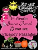 Plant Themed Fluency Passages With Comprehension
