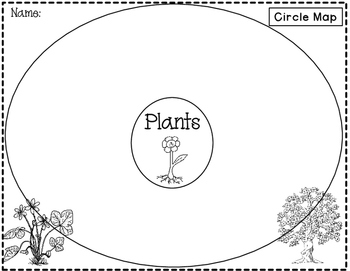 Writing about Plants
