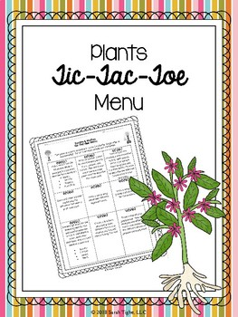 Plant Choice Board