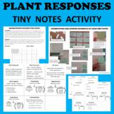 Plant Tropisms (Responses, Hormones, Dormancy)  - TINY NOT