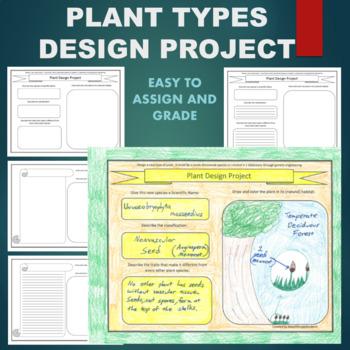 Plant Types Design Project