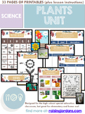 Plant Unit: A Unit that Blends Science, Art, and the Outdoors