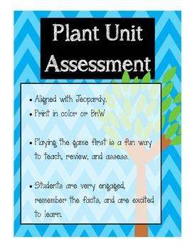 Plant Unit Assessment