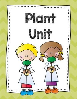 Plant Unit - Includes Power Point, Activities, & Printables!