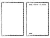 Plant Unit Journal