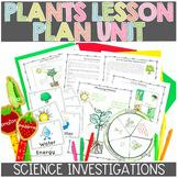 Plant Parts   Plant Life Cycle   Lesson Plans   Unit