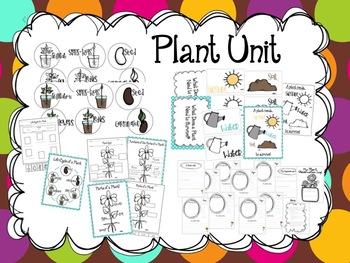 Plant Unit Packet