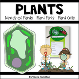 Plants. Needs of Plants. Plant Parts. Plant Cells