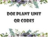 Plant Unit QR Codes