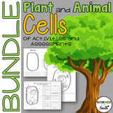 Comparing and Contrasting Plant and Animal Cells Bundle